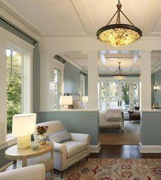 Great Light and Dark Contrasts #masterbedroom #hardwoodfloor #bedroomdesigns #Coastalbedrooms