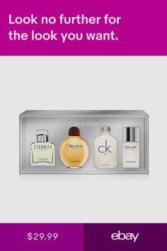 afd4c5e7d6 Calvin Klein Men s Fragrances Health  amp  Beauty  ebay Calvin Klein  Cologne