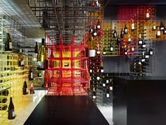 Firma Furch Gestaltung + Produktion-Weinhandlung Kreis-Stuttgart   mapolis   Architektur – das Onlinemagazin für Architektur