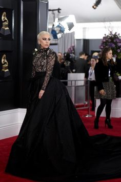 Lady Gaga Grammy 2018