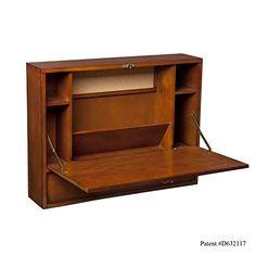 Grants Wall-Mount Laptop Floating Desk, Home Office Furniture