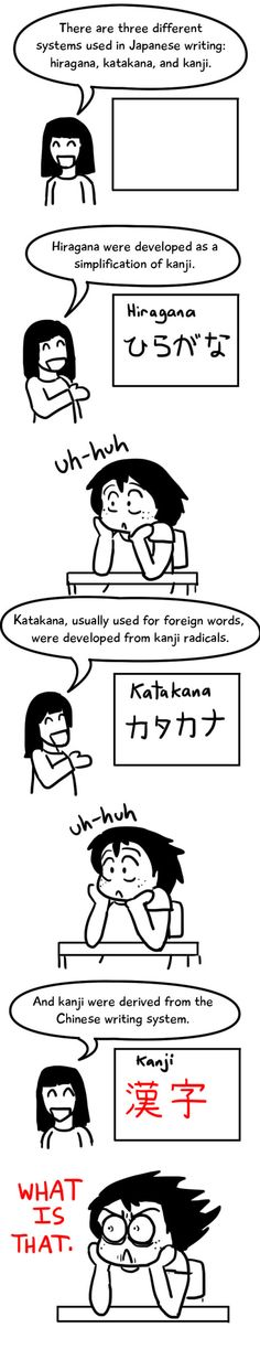 This is me the first time I research about japanese hahaha