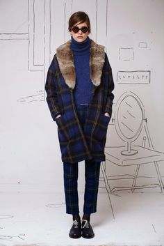 Serendipitylands: BAND OF OUTSIDERS NEW YORK FALL/WINTER 2014/15