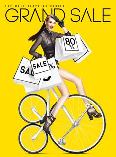 The Mall - Grand Sale 2013 - Key Visual