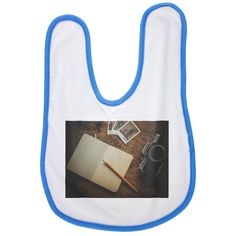 Old, Retro, Antique, Vintage, Classic baby bib in blue >>> To view further for this item, visit the image link. (This is an affiliate link and I receive a commission for the sales)