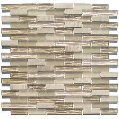 Amazon.com: Glass Mosaic Tile Backsplash GS4002 12x12 Bathroom& Kitchen Art Glass Mosaic Tile 10pcs: Home Improvement