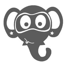 Elefant der Inkognitiere