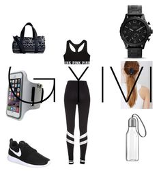 """""""Gym Outfit"""" by qveen-james ❤ liked on Polyvore"""