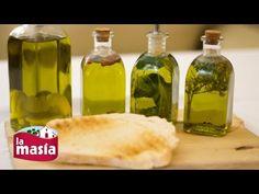 Aceite de Oliva Aromatizado de albahaca, picante, cítrico