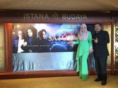 Siti Nurhaliza gabung tenaga dengan Hetty Koes Endang Ramli Sarip