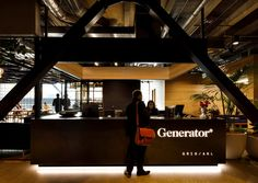 Step inside GridAKL, New Zealand's first and largest co-working campus, located in Auckland's Wynyard Quarter. Co Working, Step Inside, Basin, Workplace, Innovation, Brother, Architecture, Creative, Receptions