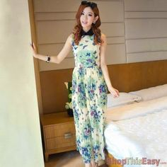 Exquisite Butterfly Print Pleated Maxi Dress P649!! at ShopThisEasy.com Click Here: http://www.shopthiseasy.com/shops/exquisite-butterfly-print-pleated-maxi-dress-6b212.html