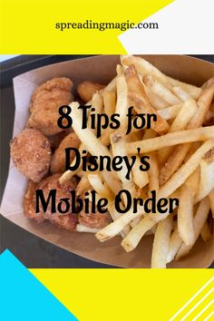 Disney is offering guests the ability to mobile order both quick service meals and even to-go meals from select table service restaurants at the Walt Disney World Resort. We highly recommend using the Disney mobile order feature in your My Disney Experience app so we are sharing 8 tips for using the Disney mobile order service! #mobileorder #Disney #DisneyWorld #DisneyVacation #MyDisneyExperience Disney World Hotels, Disney Destinations, Disney Vacations, Walt Disney World, Disney Rewards Card, Be Our Guest Disney, Saratoga Springs Resort, American Cafe