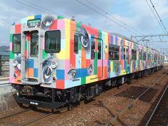 JR加古川線用103系3550番台M1(Mc102-3551)編成@日岡:2004年12月