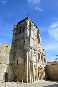 Eglise de Corme Royal Charente Maritime