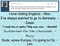 """I love Nico's answer!  But Leo's answer is awesomer! (All the original post words just I added the """"r"""" at the end of awesome. Sincerely, Raven <3)"""