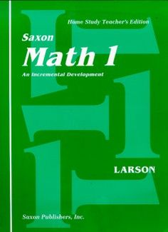 Saxon math 65 2nd edition textbook homeschool packet test saxon 1 home study kit fandeluxe Gallery