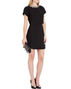 Embellished dress - Black   Dresses   Ted Baker