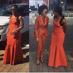 ❣ ❤ Shweshwe Dresses Ideas ❤  ❣
