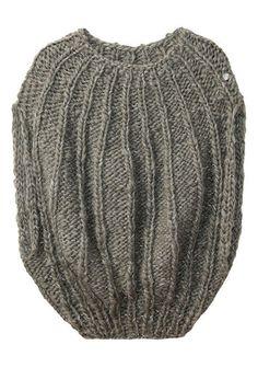 Bless | Horizonball Reflective Pullover | La Garçonne