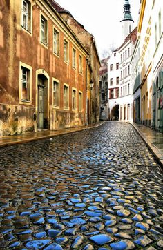 Görlitz - Germany 's eastern-most town, part of which is in Poland