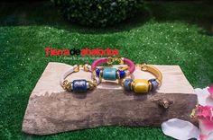 Cerámicas con Colores intensos, Cuero y Zamak de la mejor calidad para tus Pulseras de Primavera-Verano 2017... #novedades #diseños #verano2017 #cuero #regaliz #leathercord #cord #licorice #jewelry #bisuteria #beads #abalorios #design #fashion #new