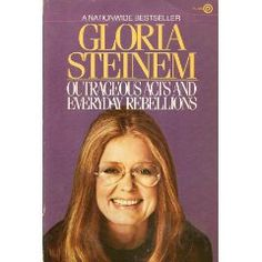 the issue of misogyny in if men could menstruate by gloria steinem Teens imagine if men could lactate in hilarious essay  icon gloria steinem's famous if men could menstruate essay and write their own satirical pieces exploring other what if.