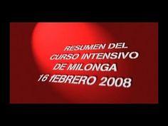 TangoViPedia 60: Pasos de Milonga (figures of milonga) - YouTube