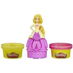 Cenicienta Play Doh