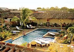 Hotel Spa Granada, in Nicaragua. (Courtesy Hotel Spa Granada) From: The World's Best New Boutique Hotels Under $150