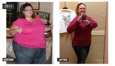 Rebecca lost 150 pounds doing TurboFire!!!