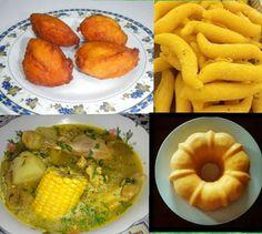 Comida típica de Chiriqui -Panamá