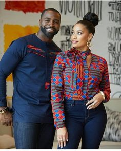 african fashion 2019 Latest Ankara Styles for Couples Couples African Outfits, African Dresses Men, African Blouses, African Tops, African Clothing For Men, African Fashion Ankara, African Shirts, Latest African Fashion Dresses, African Attire