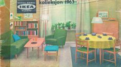 Inspiring Photos from Vintage IKEA Catalogs Furniture Ads, White Furniture, Furniture For You, Vintage Furniture, Outdoor Furniture Sets, Furniture Design, Outdoor Decor, Ikea, Nordic Design