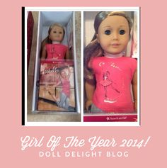 Doll Delight by The Spicys: Who Will She Be? GOTY 2014 Photos!