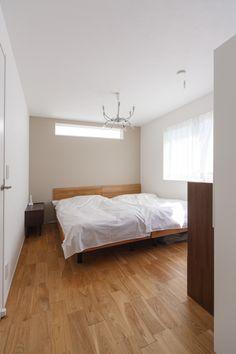 注文住宅 by AccTree - japanese House Rooms, Home Bedroom, Bedroom Interior, House Design, Furniture, Interior, Sunroom Designs, New Homes, Home Decor