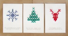 Christmas cards by Eri Liougkou on @Behance http://www.behance.net/gallery/Christmas-Cards-Icons-Pattern-and-Packaging-design/6448939#