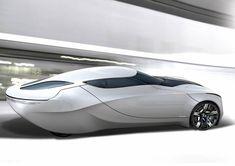 Chanel Fiole – Concept Car Design