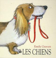 Les chiens de Emily Gravett http://www.amazon.fr/dp/2877676005/ref=cm_sw_r_pi_dp_c4Chub04KCSAM