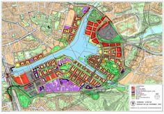 Masterplan Hammarby- stockohlm