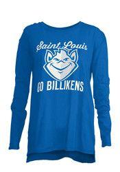 SLU Womens Noelle Blue T-Shirt