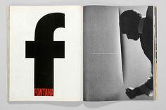 Fabien Baron for Vogue Italia, late 1980s