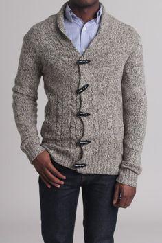 shawl collar