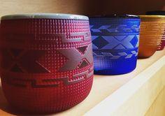"182 Likes, 2 Comments - Preston Singletary Studio (@prestonsingletarystudio) on Instagram: ""A selection of Tlingit Berry Baskets in blown glass. Explore more works by Preston Singletary at…"""