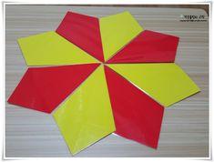 3세 만들기 우산 만들기 비오는날 쓰지 마라 ㅋㅋ : 네이버 블로그