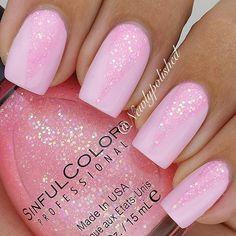 Romper Room from Essie + Pinky Glitter