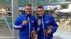 Paralympic Swimmers, Ollie & Sam Hynd, Talk About Swimming and Technology