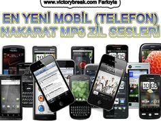 Victory Break: MOBİL (TELEFON)'DA YENİ MP3 ZİL SESLERİ