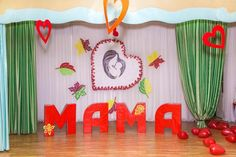 8 Martie, Ideas Party, Mothers, Day, Home Decor, Decorations, Blue Prints, Decoration Home, Room Decor