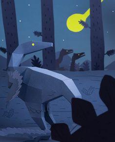 dinosaurios / anuario de ilustradores #8